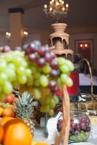 Restaurant Jack,sala evenimente,arajament de fructe